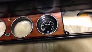 '65 GTO IN-DASH TACH INSTALLATION GUIDE 2-16-16
