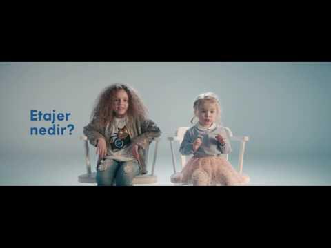 Çocukların odalarında mobilyalar değil, hayaller vardır... Yeni reklam filmimiz yayında!