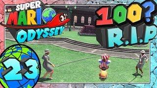 SUPER MARIO ODYSSEY Part 23: 100 Seilsprünge?!