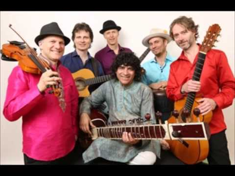 The Susan Brender Show Interviews The Sultans Of String ~Chris McKhool