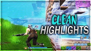 Clean Fortnite Highlights to Start of 2019