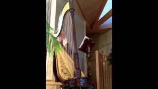 "Venus ""Paragon"" Concert Grand Harp - ""Rejoice"""