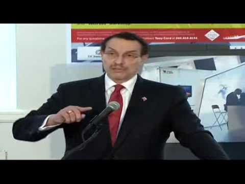 "Mayor Gray Announces Launch of ""forWARD 8: Investing in Our Future"""