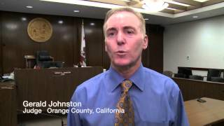 Judge Gerald Johnston Talks about Telecare