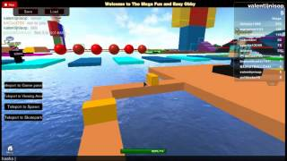 hihi wipe out in ROBLOX