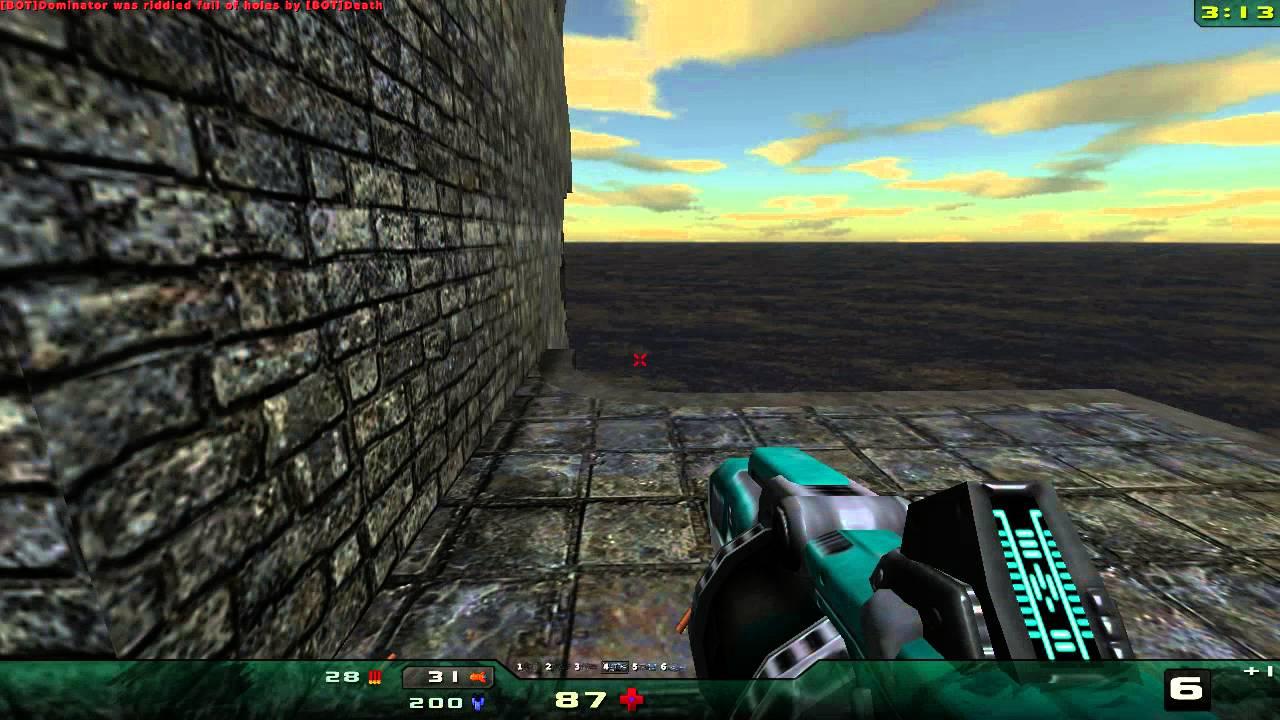 Nexuiz Classic gameplay Pc - V...