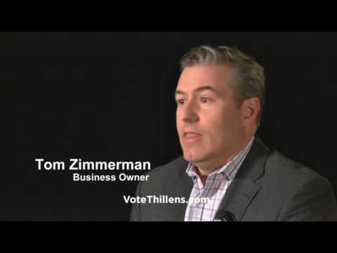 Vote Mel Thillens, Illinois State Senate, 28th District