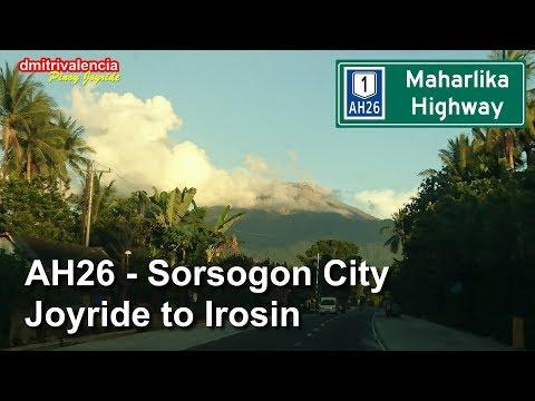 Pinoy Joyride - AH26 Bicol - Sorsogon City to Irosin Sorsogon Joyride