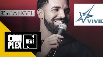 Porn Company Evil Angel Responds to Getting Name-Checked on Drake's 'Scorpion'