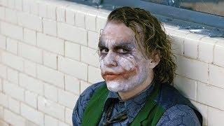 Joker escapes \ Batman saves Dent | The Dark Knight [4k, HDR]