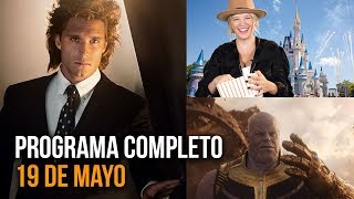 Cinescape 19 de mayo (Programa Completo)