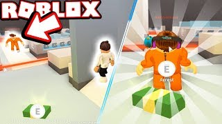 TROLLING CRIMINALS WITH DROPPED CASH!!! (Roblox Jailbreak)