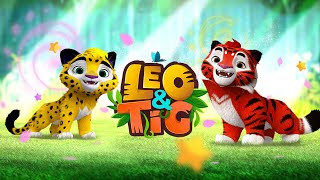 Leo and Tig - An adventure in a magic forestI