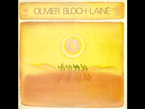 Olivier Bloch-Lainé- (1976) - (France) - (Progressive Folk / Pop / Baroque Pop / French Pop)