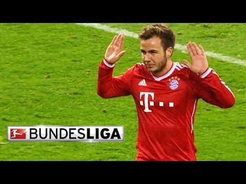 Götze, Robben and Müller Score Goals as Bayern Defeat Dortmund 3-0