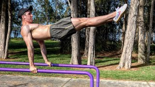 P-BAR SWINGS | Exercises for Beginners
