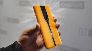 أول جوال في العالم بكاميرات تختفي   OnePlus Concept One