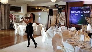 Violinist Lotta Virkkunen // Symphony & Rockabye Live