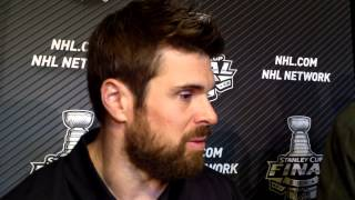 willie mitchell on playing for the stanley cup