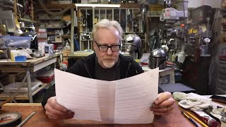 "Ask Adam Savage: ""Was ILM Your Dream Job or a Stepping Stone?"""