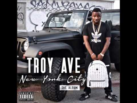 Troy Ave  Everything ft Pusha T instrumental
