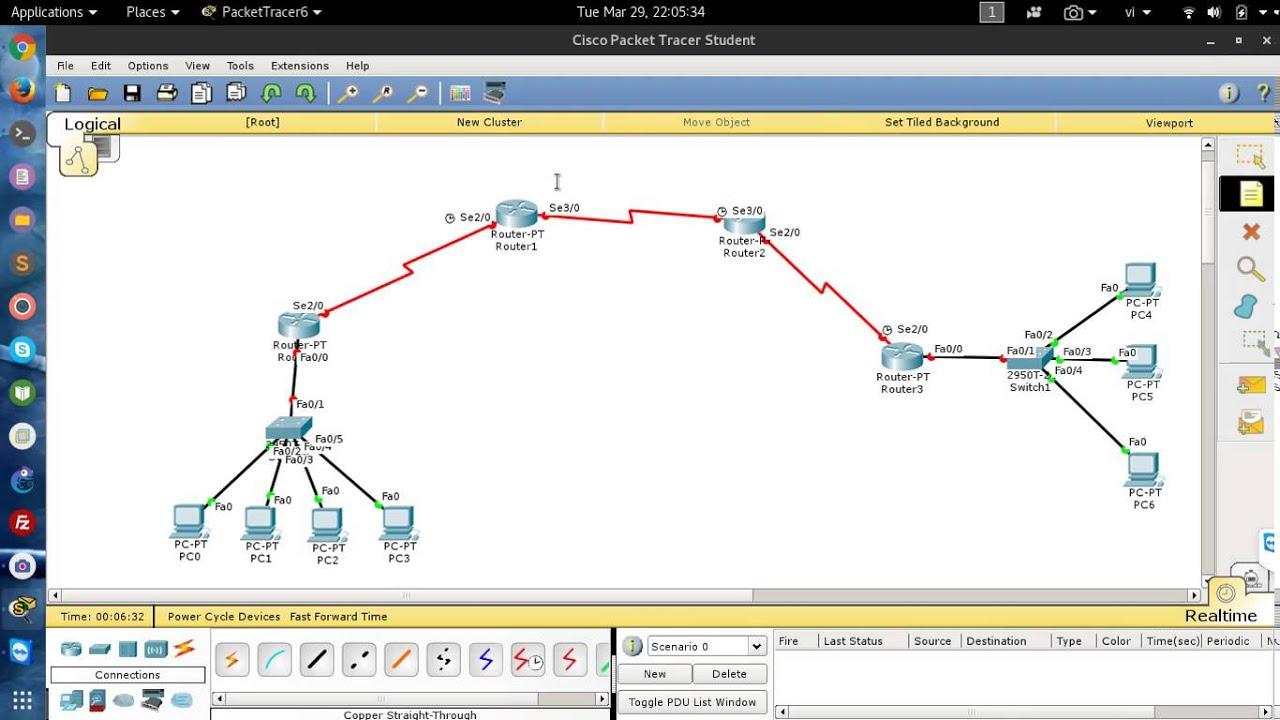 [Thảo Luận ] Hướng dẫn sử dụng Cisco Packet Tracker và dựng Lab cơ bản
