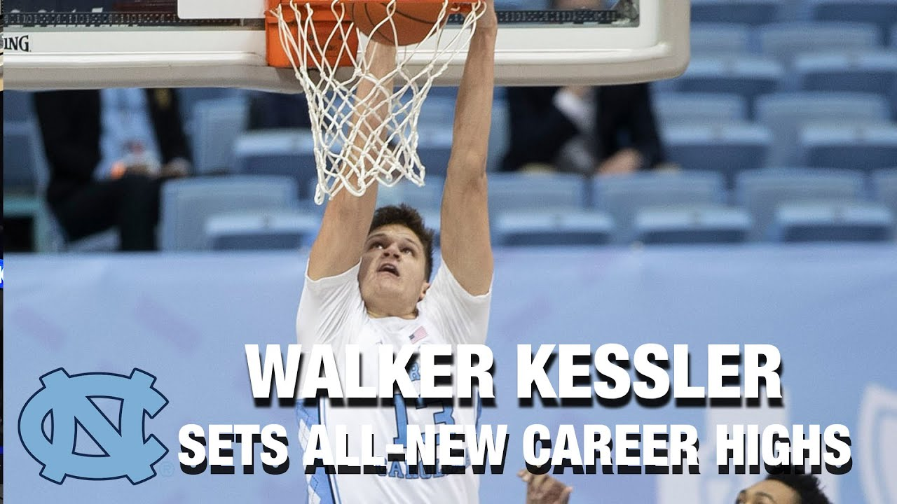 Video: Walker Kessler's Big Game vs. FSU