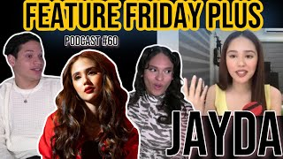 Download Feature Friday Plus #60 Jayda|Family,Acting,Writing,Women Empowerment & Philippines Next-Gen Singers