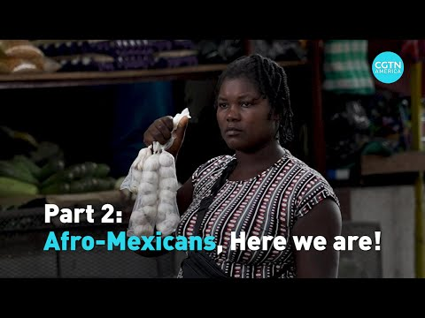 Afro-Mexicans: Keeping up with the fast changing world