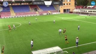 MATCH: Eskilstuna City FK - Huddinge IF