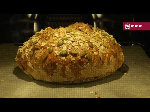 Whole-Wheat Oats and Seed Soda Bread | Home Connect | NEFF UK