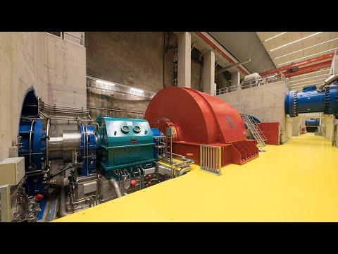 Obervermuntwerk II - das neue Pumpspeicherkraftwerk der illwerke vkw