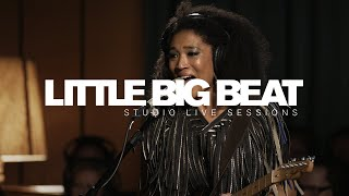 JUDITH HILL - AS TRAINS GO BY - STUDIO LIVE SESSION - LITTLE BIG BEAT STUDIOS