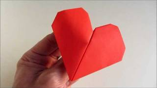 Origami Beating Heart In Action