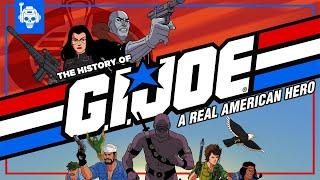 Die Geschichte der GI Joe: A Real American Hero - Die Comic -, Spielzeug-und Comic-Bücher