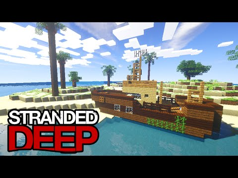 Stranded Deep Finding New Islands