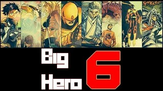Big Hero 6 : Les origines