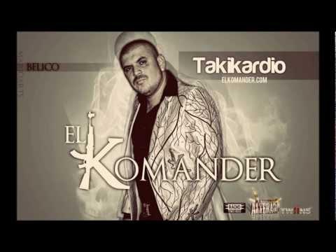 EL KOMANDER - EL TAQUICARDIO (ESTUDIO)