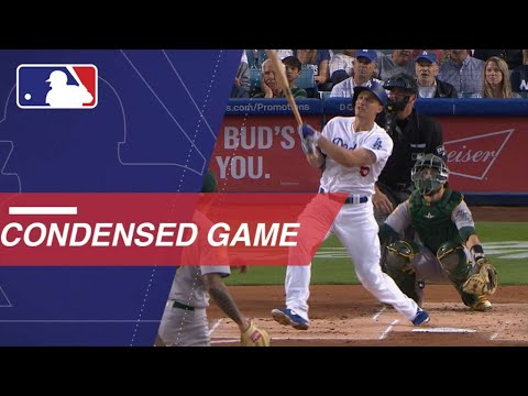 Condensed Game: OAK@LAD  41018