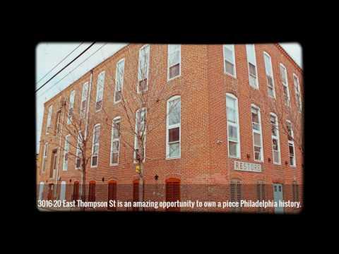 3016-20 E Thompson St, Philadelphia, PA 19134 For Sale