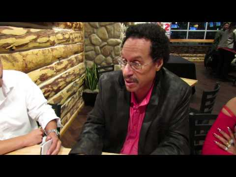KUHS Exclusive Interview Earth Wind And Fire Larry Dunn & Luisa Dunn N2 The Journey