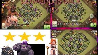 Clash Of Clans   TH9 : GOVALHO is back   3 Star Populer Bases