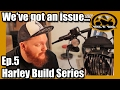 "Harley Iron 883 Sportster ""Build"" Series - Ep.5 Fork and Fairing Modifications"