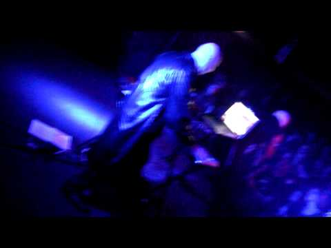 THE KLINIK / moving hands / live berlin 27.12.2014