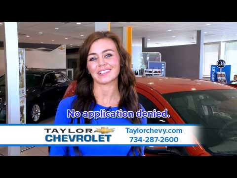 Taylor Chevrolet....WE SAY YES - YouTube