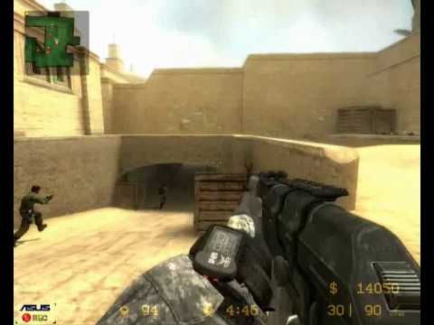 скачать игру Counter Strike Source Modern Warfare 2 через торрент - фото 3