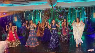 Tareefan | Wedding Choreography | #VishgotRich | Bride's Friends | Dance & Tonic