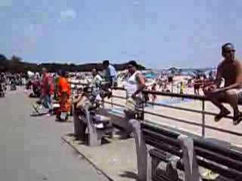 Orchard Beach Bronx Ny On 6 17 07