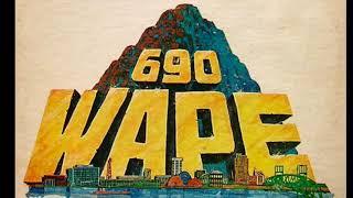 WAPE 690 Jacksonville - The Greaseman - 1980
