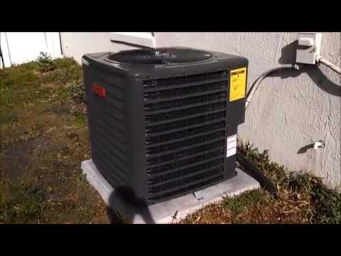 HEAT PUMP air conditioning install - can't believe the price we got!